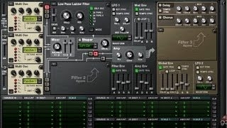 How to Make a Progressive Trance Synth in Reason