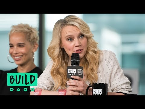"Kate McKinnon And The Cast of ""Rough Night"" Discuss Kate's Singing Abilities"