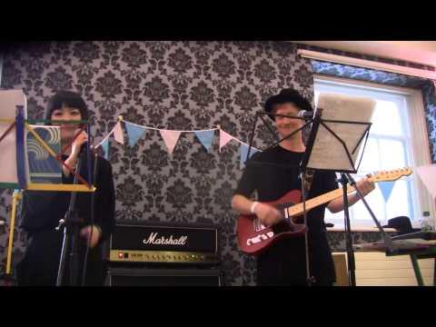 TRAMGIRL KARAOKE CLUB (Live @Wales Goes Pop -Cardiff-) (4-4-2015)