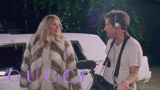 Backstage with Sienna Miller | Gucci Cruise 2020