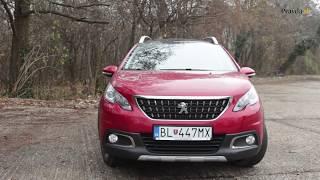 Test: Peugeot 2008