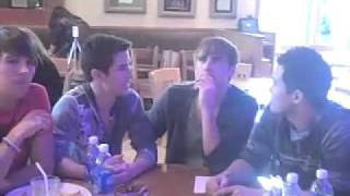 BIG TIME RUSH: Fave Things to Cook on Valentine