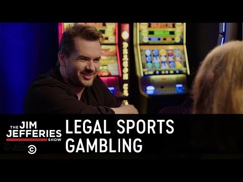 America Can Learn A Lot From Australia's Gambling Addiction - The Jim Jefferies Show