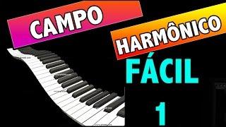 Aprenda Campo Harmonico - AULA 1