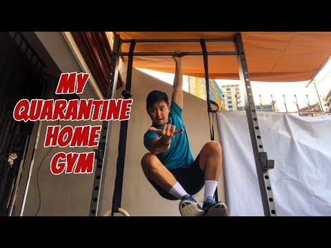 Building My Quarantine Home Gym