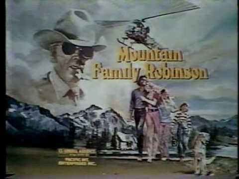 Mountain Family Robinson 1979 TV