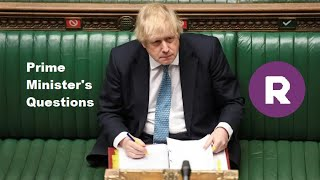 Prime Ministers Questions BSL Version 23rd September 2020