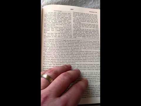 Henry Morris Study Bible