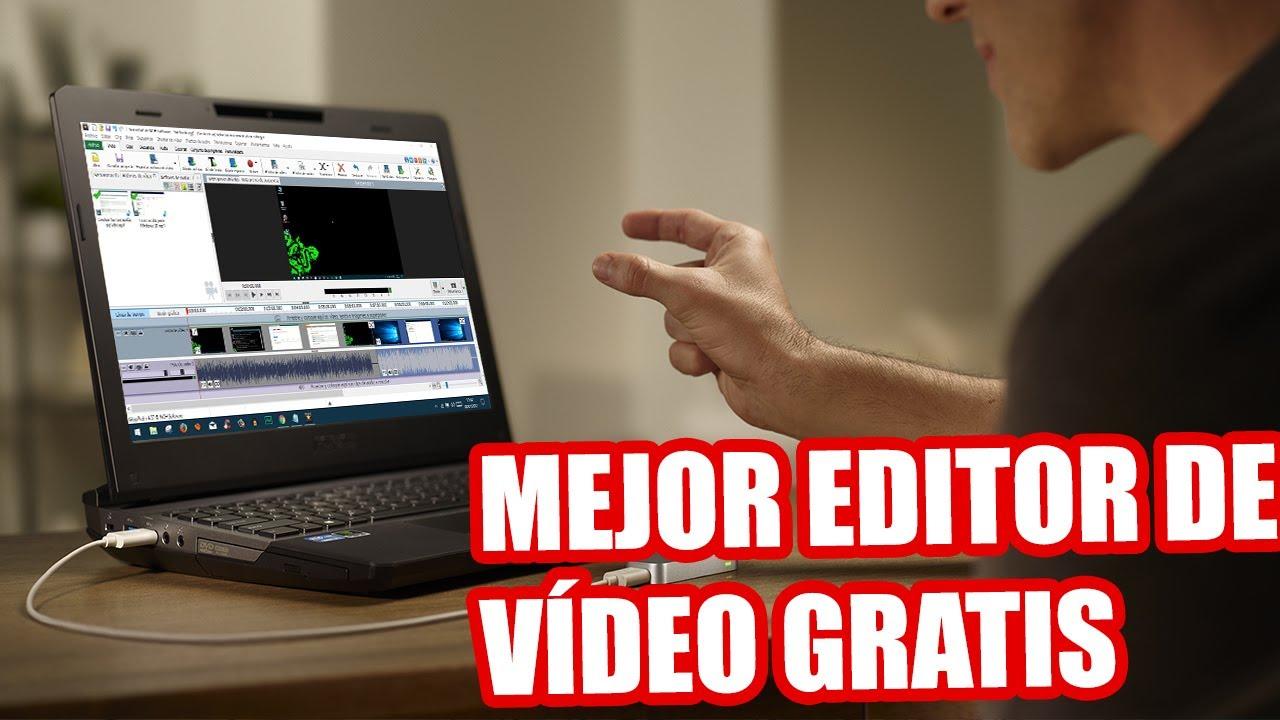 Editor De Video Gratis Para Pc Sin Marca De Agua Windows
