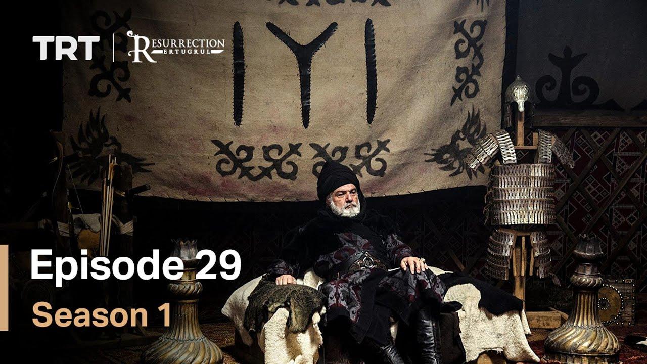 Resurrection Ertugrul Season 1 Episode 29 (English Subtitles)