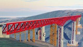 เปิดตัวสะพานสูงที่สุดในโลก-เชื่อมชายแดนลาว-จีน-19-พ-ย-60-ปรากฏการณ์ข่าวจริง