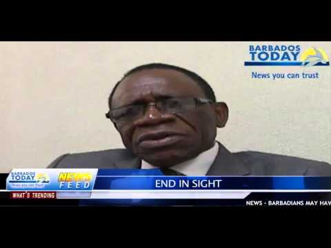 BARBADOS TODAY EVENING UPDATE - January 20, 2015