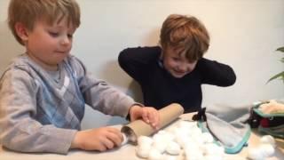 Isolera ljud - bNosy Enkla Experiment för Barn 22