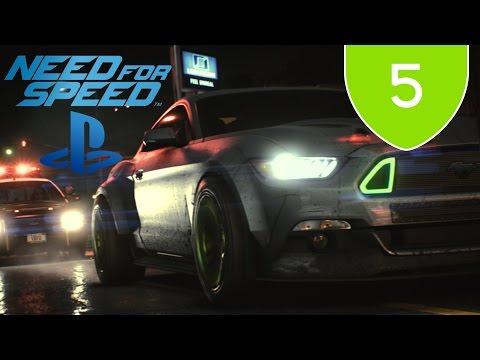Need for Speed 2015 [Deutsch] #5 - Ordentlich Bumms - Let's Play