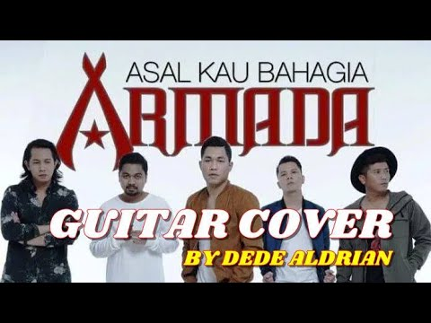 Meets Rock, Asal Kau Bahagia (Gitar cover) by Dede Aldrian