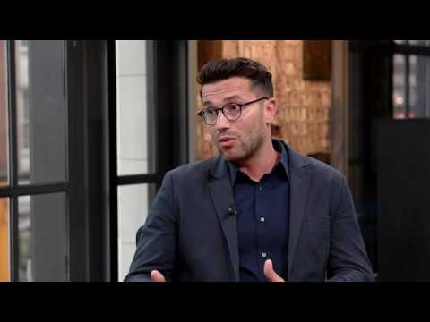 Architect Tarek Merlin tells London Live about Architecture LGBT+