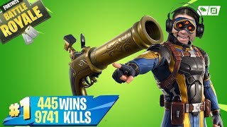 🔴 FORTNITE Lv.76 PATCH 8.11! NEW FOCILE GUN! CODE SUPPORT -xiuderone