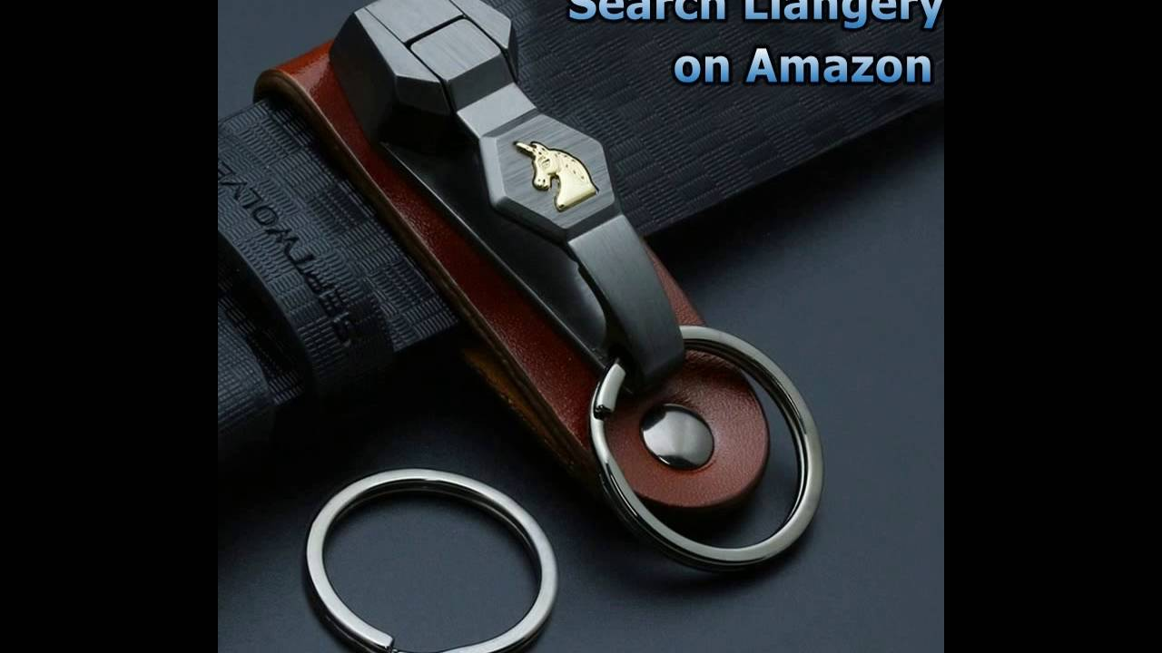 luxury car keyrings  Liangery Luxury Gift Car Keychains - YouTube