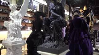 Музей смерти - Музей мировой погребальной культуры (Новосибирск)