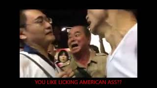 FAKE NEWS REPORTER ALMOST GET ASS KICKED IN HONG KONG Mp3
