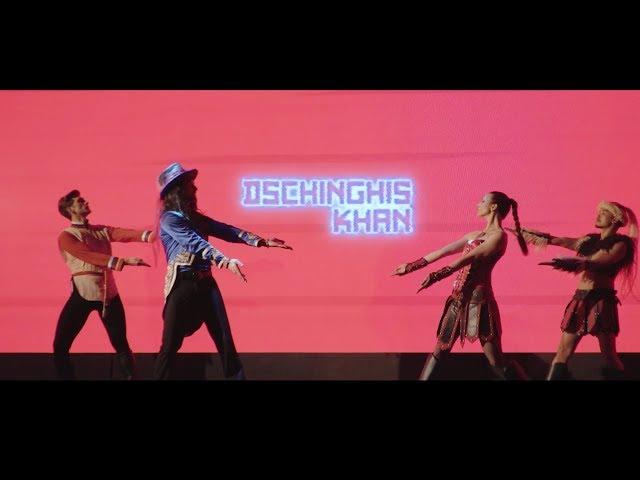 Dschinghis Khan & Jay Khan - Moskau, Москва, Moscú, Moscow (Internationale Version)