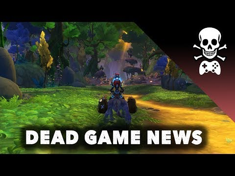 Dead Game News: (WildStar, Fallout 76, Just Survive)