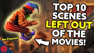Top 10 Scenes Left OUT of the Harry Potter Movies