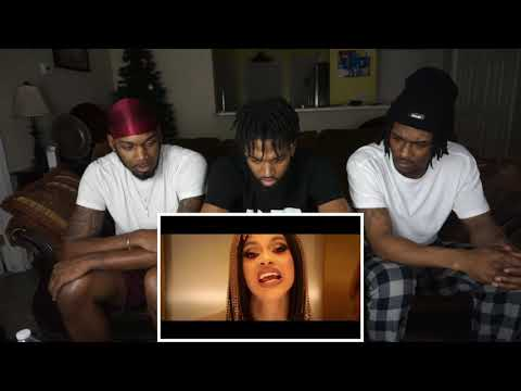 Cardi B - MONEY [REACTION]