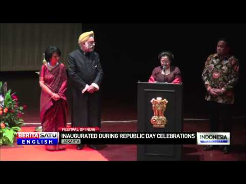 Indian Diaspora Celebrates Republic Day in Jakarta Ceremony