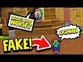 FAKE Zombie PRANK! (Minecraft Boundless Modded Survival #10)