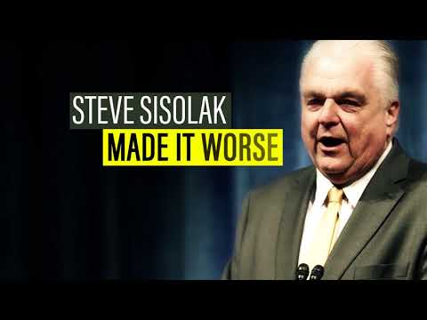 Steve Sisolak Isn't On Our Side