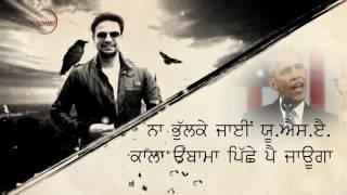 Black Beauty (Lyrical Video) | Surkhabb | Punjabi Song Collection | Speed Records