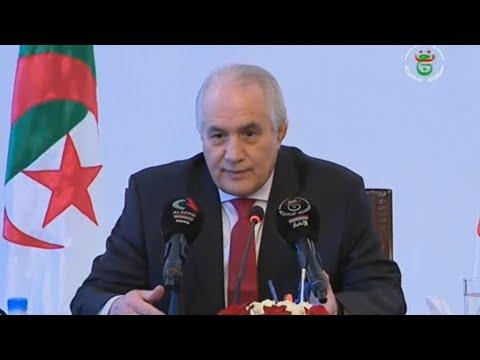 Journal de l'Afrique - Algérie, K. Feniche remplace T. Belaiz à la présidence du Conseil constitutionnel