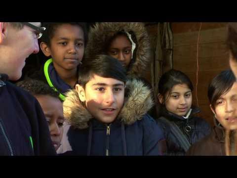 AZC kinderen naar Damkot