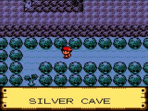 how to get to mt silver pokemon crystal