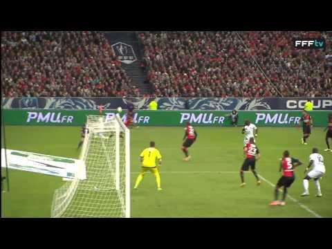 Coupe De France Final: Rennes 0-2 Guingamp (all goals - highlights - HD)