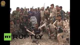 Iraq: Army seize former IS stronghold in Sayed Gharib, Dujail district