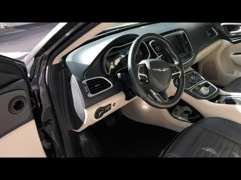 2017 Chrysler 200 Review!!!
