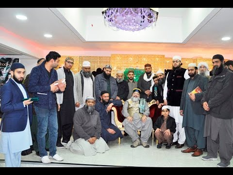 haq chaar yaar conference by sunni jamiyat awaam birmingham