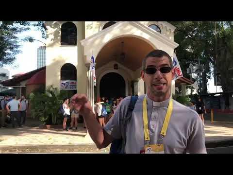 El cura lucense José A. Adrio viaja a Panamá para participar en la Jornada Mundial de la Juventud