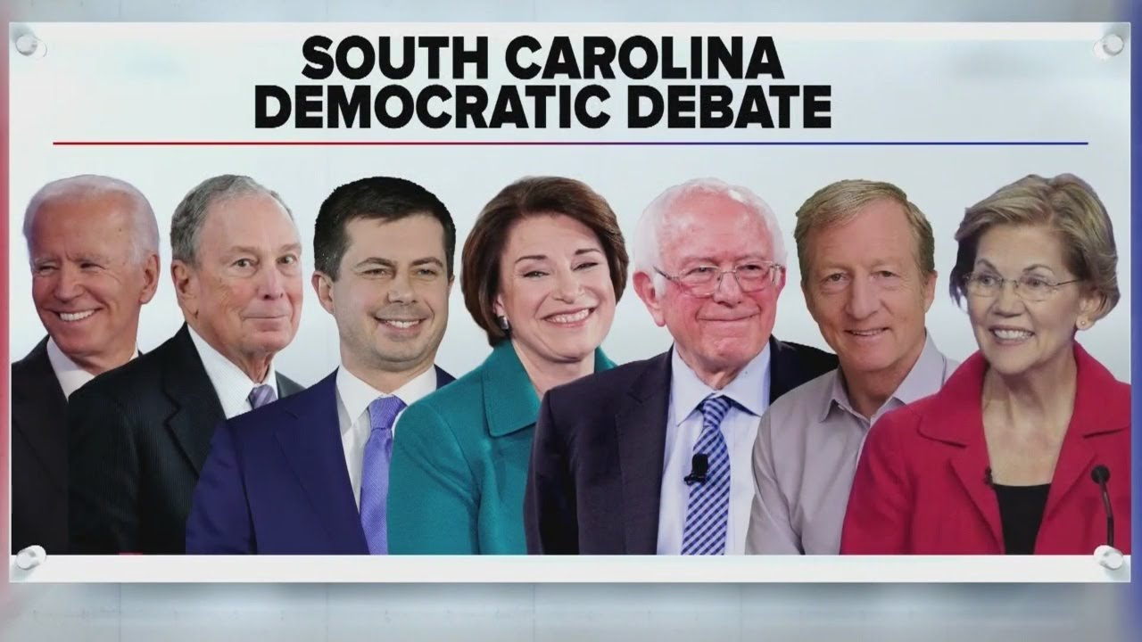 How to Watch the Democratic Debate Tonight in South Carolina