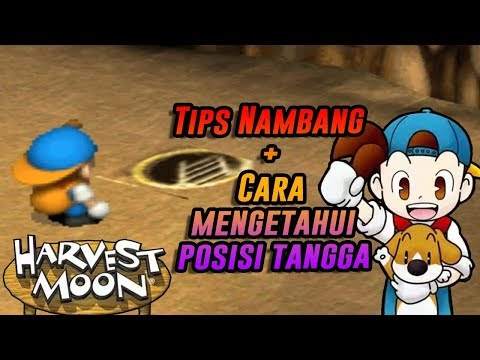 TIPS AND TRICK NAMBANG di Harvest Moon: Back to Nature [Indonesia] !!!