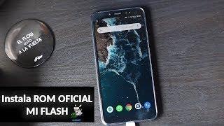 Cómo usar Mi Flash en dispositivos Xiaomi | Instalar ROM oficial