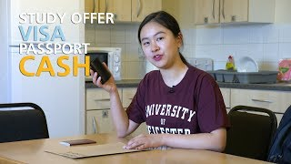 International Students pre-arrival advice - University of Leicester