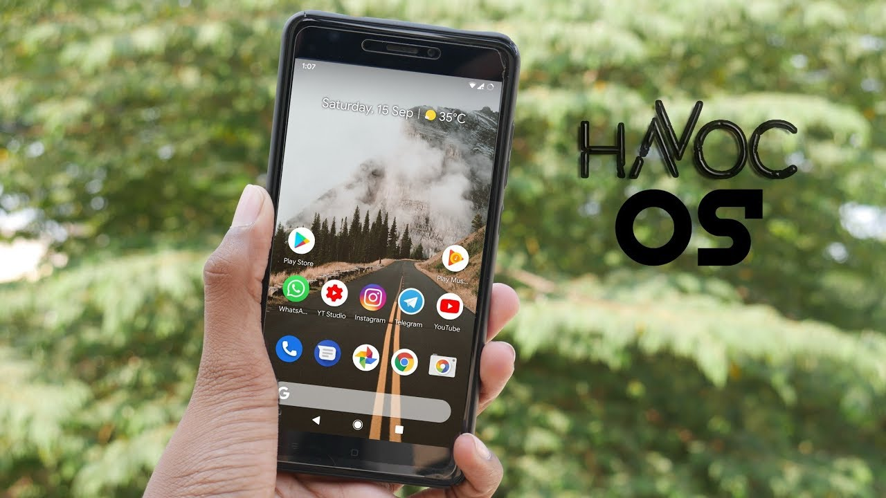 Redmi Note 4 | Havoc OS 2 0 Android Pie (9 0) Installation and Review