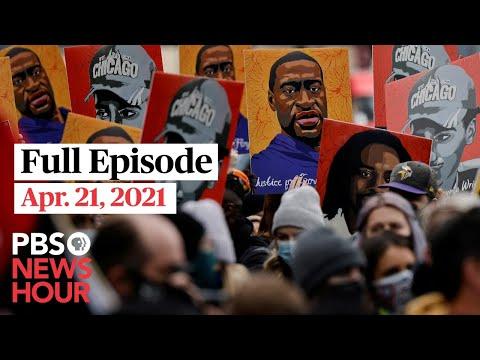 PBS NewsHour live episode, Apr. 21, 2021