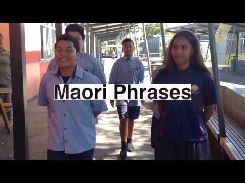MAORI LANGUAGE WITH ROOM 10