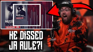 I CRIED LAUGHING | RAPPER REACTS to Eminem - Discombobulated