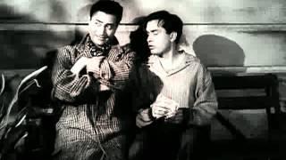 Kala Bazar (1960) - Celebrities Guest Appearance Scene