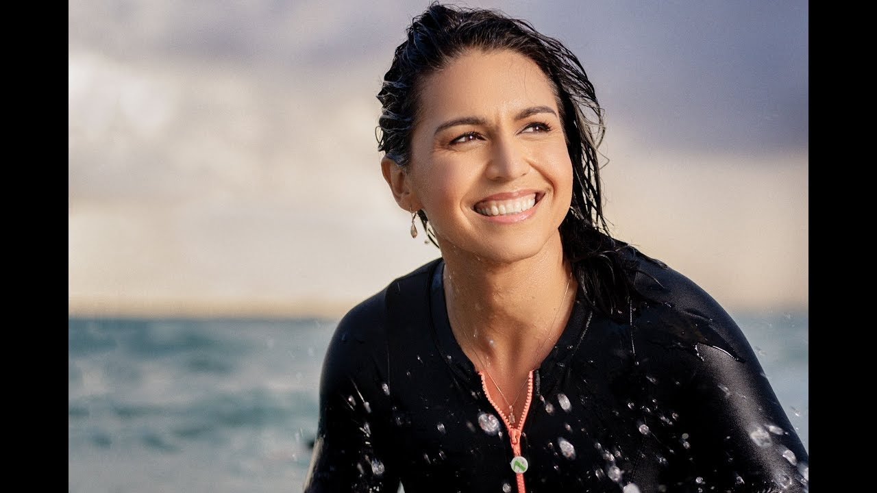 4chan Has A New Mommy Gf And She S Hot Meet Tulsi Gabbard Youtube